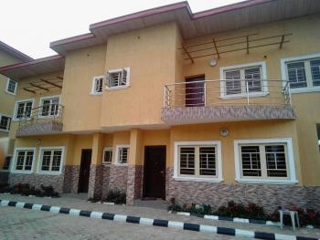 a Newly Built 4 Bedrooms Terrace, Saint Agnes, Yaba, Lagos, Flat for Sale