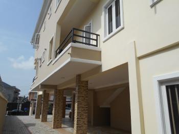 Luxury 5 Bedroom Terraced Duplex with Excellent Facilities, Agungi, Lekki, Lagos, Terraced Duplex for Sale
