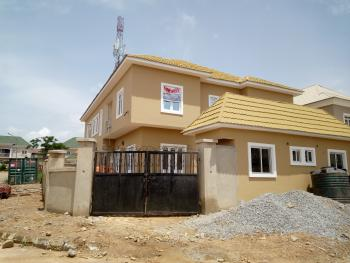 Newly Completed and Furnished 4 Bedroom Semi-detached Duplex, Lokogoma District, Abuja, Semi-detached Duplex for Sale