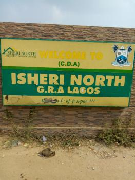 Half Plot of Land Measuring 400 to 500sqm, First Gate Isheri North Gra, Opic, Isheri North, Lagos, Residential Land for Sale