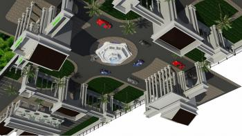 Central Park and Gardens, Pasali, Along Kuje - Gwagwaalada Expressway, Kuje, Abuja, Mixed-use Land for Sale