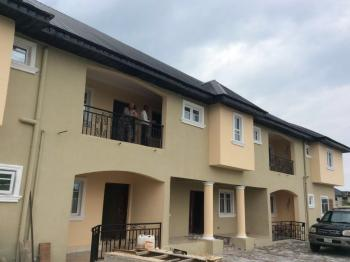 4 Nos of 3 Bedroom Flat with Well Fitted, Inside Abijo Gra, Ajah, Lagos, Flat for Sale