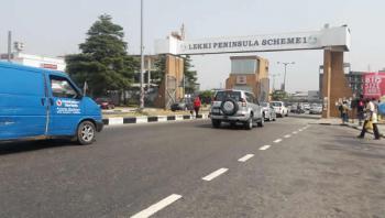a Dry Plot of Land Measuring 20500m2, Off Admiralty Way [ Behind Liliy Gate ], Lekki Phase 1, Lekki, Lagos, Residential Land for Sale