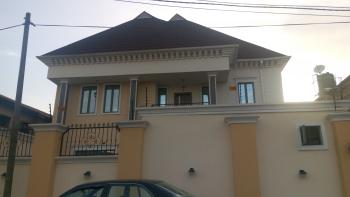 Newly Built 5 Bedroom Fully Detached House with Swimming Pool, Remote Control Gate, Maryland, Lagos, Detached Duplex for Rent