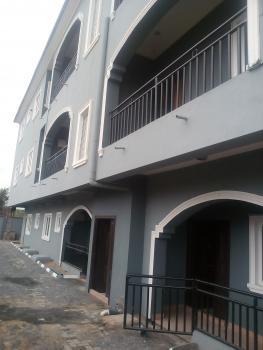 Luxury 3 Bedroom Flat (upstairs), Marshy Hill Estate, Akins Bus Stop, Ado, Ajah, Lagos, Flat for Rent