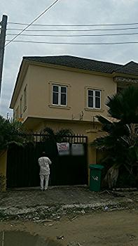 Lovely Three Bedroom Semi Detached House with Bq, Agungi, Lekki, Lagos, Semi-detached Duplex for Sale