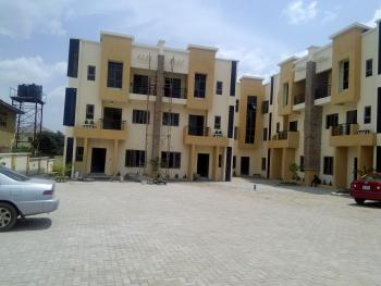 Newly Built and Tastefully Finished 4 Bedroom Terraced House with a Room Servant Quarters, Life Camp, Gwarinpa, Abuja, Terraced Duplex for Sale