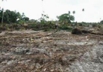Four Plots of Corner Piece Land. Title: Deed of Assignment & Survey Plan, Along Lekki-epe Express Road After Ibeju-lekki Local Government Council Headquarters,  Igondo, Ibeju Lekki, Lagos, Mixed-use Land for Sale