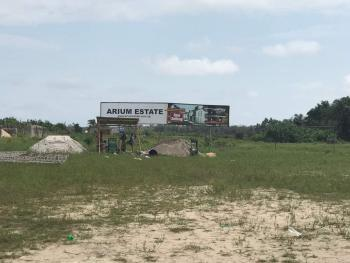 100% Affordable Dry Land in a Serene Environment with C of O, Abijo Gra, Ibeju, Lagos, Residential Land for Sale