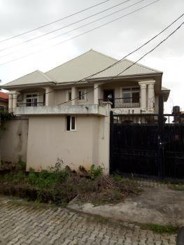 5 Bedroom Semi Detached Duplex, All Rooms En Suite, 1 Room Bq, Phase 1, Gra, Magodo, Lagos, Semi-detached Duplex for Sale