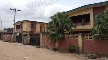 4 Nos 3 Bedroom Flat, Dapo Afilaka Street, Obadeyi, Ojokoro Lga, Ijaiye, Lagos, Block of Flats for Sale