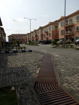 Neat 4 Bedroom Terraced Duplex, Ikota Villa Estate, Lekki, Lagos, Flat for Rent
