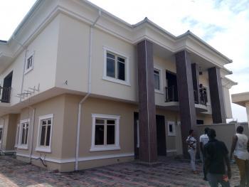 Four Bedroom Semi Detached Duplex + Mini Flat Bq, Phase 2, Abraham Adesanya Estate, Ajah, Lagos, Detached Duplex for Rent