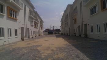 4 Bedroom Terraced Duplex, Orchid Road, Chevron, Lekki Phase 2, Lekki, Lagos, Flat for Rent