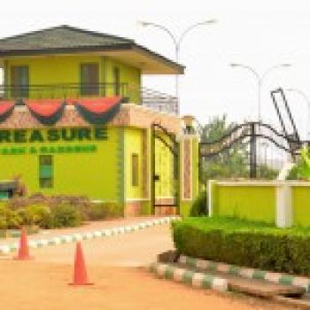 Genuine Plots of Land, Treasure Park, Lagos / Ibadan Expressway, Simawa, Ogun, Residential Land for Sale