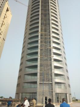 Tastefully Finished 2 Bedroom Apartment Within The Iconic Eko Pearl Tower a with a Spectacular View of The Atlantic Ocean, Eko Pearl, Eko Atlantic City, Lagos, Flat for Sale