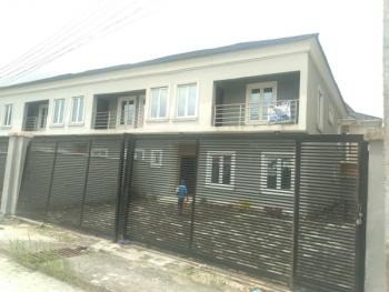 Newly Built 3 Bedroom Terrace House with 1 B.q  @ Bera Estate Chevron Lekki Lagos, Mary Osadolor Street, Chevy View Estate, Lekki, Lagos, Terraced Duplex for Sale