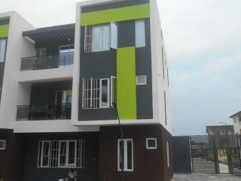 Luxuary 4 Bedroom Terrace Duplex with Excellent Facilities, Ikate Elegushi, Lekki, Lagos, Terraced Duplex for Sale