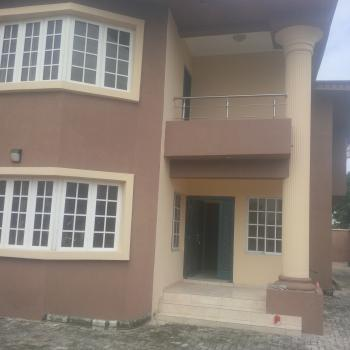 Newly Renovated 4 Bedroom Detached House with Bq, Lekki Phase 1, Lekki, Lagos, Semi-detached Duplex for Rent