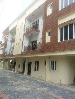a Brand New 3 Bedroom Flat with a Bq and Swimming Pool, Off Queens Drive, Ikoyi, Lagos, Flat for Sale