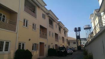 Wonderfully Built 4 Bedroom Terrace with 1 Room B/q, Oniru, Victoria Island (vi), Lagos, Terraced Duplex for Rent