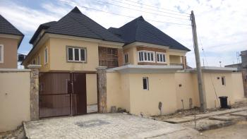 a Beautiful and Newly Built Five Bedroom Semi-detached House with a Room Bq, Off Chief Collins, Lekki Phase 1, Lekki, Lagos, Semi-detached Duplex for Rent