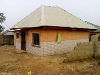 a Semi-detached 2 Bedroom House, Dunamis Church Street, Kabayi-mararaba, Nyanya, Abuja, Semi-detached Bungalow for Sale