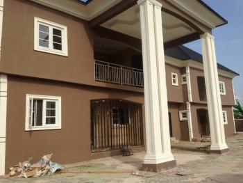 New Luxury Built 5 Bedroom Duplex with 2 Flats on It, Amagba Gra, Benin, Oredo, Edo, Detached Duplex for Sale