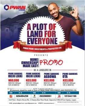 Live in a Well Planned Estate (discounted Prices, Eko Atlantic City, Lagos, Mixed-use Land for Sale