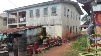 Two Plots of Land with Building, Dallimore Street,off Adebayo Road, Ado-ekiti., Ado-ekiti, Ekiti, Commercial Property for Sale
