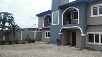 Beautifully Built 4 Bedroom Duplex with Bq Attached to The Back Plus 2 Store Room (all Rooms En Suite), Oluyole Extension Off Ring Road, Oluyole, Oyo, Detached Duplex for Sale