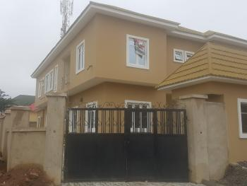 Already Completed Luxurious 5 Bedroom Duplex with One Self Contained Bedroom Bq ., Galadimawa, Dakwo, Abuja, Semi-detached Duplex for Sale
