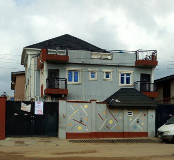 Luxury 3 No 3 Bedroom Flat, 7, Babayanju Street, Mafoluku, Oshodi, Lagos, Flat for Rent