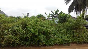 One Plot of Land, Egbelu Road, Opposite Ait Office, Ozuoba, Obio-akpor, Rivers, Residential Land for Sale