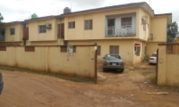 Well Built 2 Nos.of 3 Bedrooms Flats Within Unity Estate 2, Memudu Braimoh Street, Unity Estate Ii, Egbeda, Isheri, Lagos, Flat for Sale