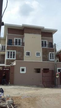 Tastefully Furnished Wing of 4-bedroom Semi Detached Duplex with Bq, Allen, Ikeja, Lagos, Semi-detached Duplex for Sale