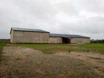 Warehouse Measuring 2400sqm on 3.5 Acres, Agbara Industrial Estate, Agbara, Ogun, Warehouse for Sale