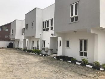 2 Units of 4 Bedroom Town Houses, Agungi, Lekki, Lagos, Block of Flats for Sale
