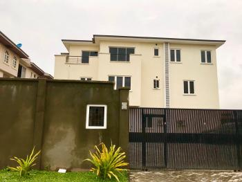 Well Renovated Three Bedroom Terrace with a Room Bq, Lekki Right, Lekki, Lagos, House for Rent