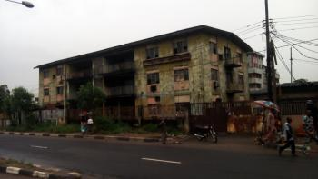 Dilapidated Building on Approximately 3000 Sqm, Palm Groove Bus Stop, Behind Brt Bus Stop, Along Ikorodu Road., Palmgrove, Shomolu, Lagos, Commercial Property for Sale