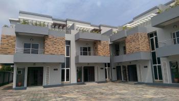 Exquisite New Build- 4-bedroom Terrace House with 1 Room Bq, Gra, Ogudu, Lagos, Terraced Duplex for Sale