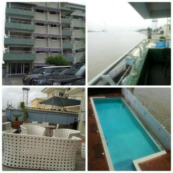 Serviced Luxury 3 Bedroom Flat with Excellent Facilities ( 24 Hour Electricity, Water Front with Mini Jetty), Admiralty Road, Lekki Phase 1, Lekki, Lagos, Flat for Sale
