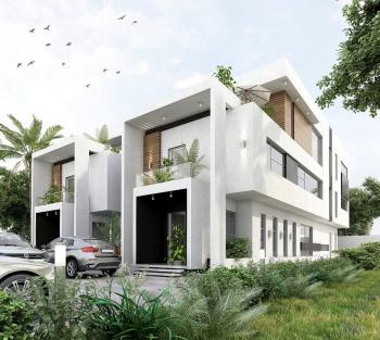 Proceeding 5 Bedroom Detached Home + Bq Room + Bespoke Cinema Room and Swimming Pool., Banana Island, Ikoyi, Lagos, Detached Duplex for Sale