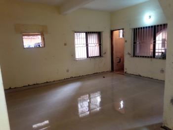 a Lovely and Spacious 3 Bedroom Flat, Ground Floor, Abeokuta Street, Ebute Metta East, Yaba, Lagos, Flat for Rent