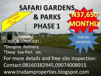 Safari Gardens & Parks, Lekki Free Trade Zone, Lekki, Lagos, Mixed-use Land for Sale