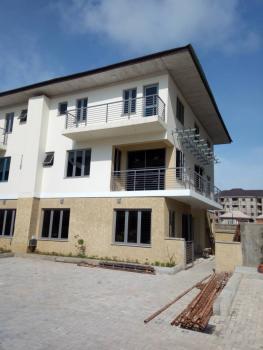 Serviced Four Bedroom Semi Detached House, Off Durosimi Eti Road, Lekki Phase 1, Lekki, Lagos, Semi-detached Duplex for Rent