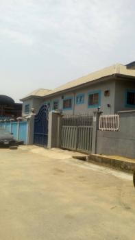 2nos of 3 Bedroom Flat Plus a 4 Bedroom Duplex, Ewututu, Off Mma Ikeja Airport Road, Beside Concord, Agidingbi, Ikeja, Lagos, Block of Flats for Sale