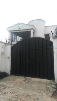 Corner Piece, 7 Bedroom Fully Detached Duplex, Omolephase 2 Extension. Olowora, Omole Phase 2, Ikeja, Lagos, Detached Duplex for Sale