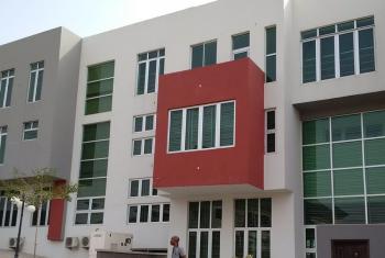 Beautiful 5 Bedroom Terrace Duplex, Guzape District, Abuja, Terraced Duplex for Sale