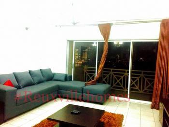 Tastefully Furnished 3 Bedroom Apartment, Awolowo Towers,  17 Awolowo Road, Falomo, Ikoyi, Lagos, Flat Short Let